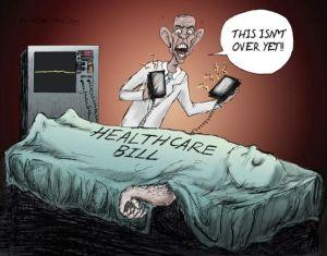 Obama - HealthCare Bill