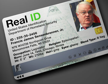 SADOW: Like It Or Not, Louisiana's More Or Less On Board With The REAL ID Act
