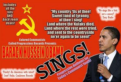 obama loves communists