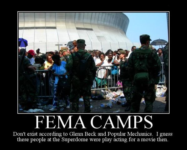 Fema Puts Out Contract For Emergency Camps To House