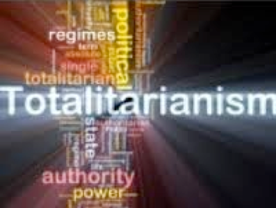 totalitarian governments Totalitarian governments are single-party dictatorships controlling all aspects of  life while promoting extreme nationalism totalitarian.