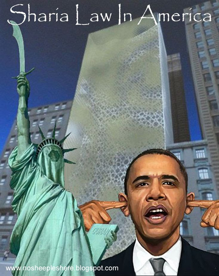 obama sharia law coming to america