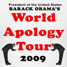 Obama International Apology Tour