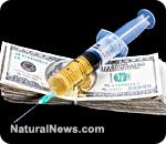 Cash-Dollars-Bribe-Vaccine-Syringe