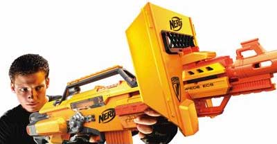 Full-auto-Nerf-gun