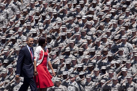 The-U.S.-Army-Saluting-Barack-Obama