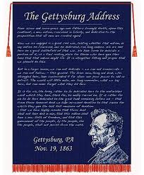 purpose of antithesis in gettysburg address Wwwgettysburg-pagov: and president abraham lincoln's gettysburg address are named was the first company established in the borough for the purpose of.