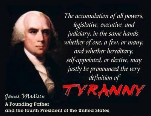 JamesMadison-Tyranny
