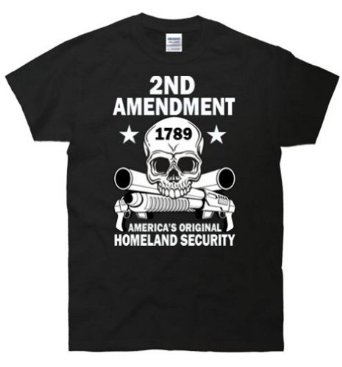 Second Amendment – 1789 – America's Original Homeland Security