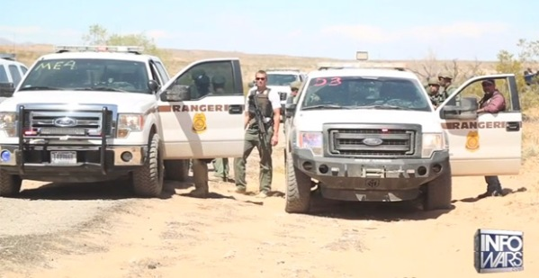 BLM agents who impounded Cliven Bundy's cattle