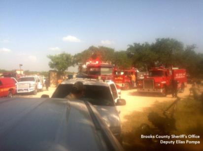 Brooks County Fire