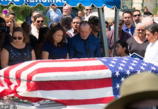 Javier Vega-Funeral