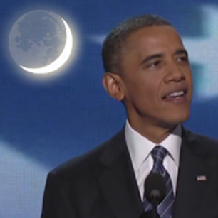 Obama-Moon