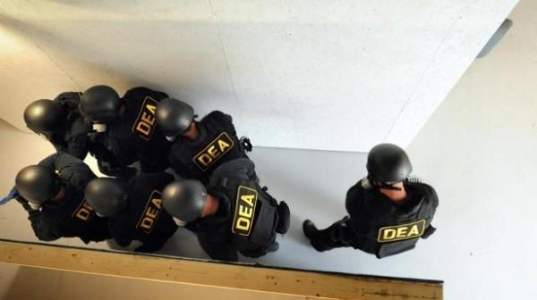 DEA-raid
