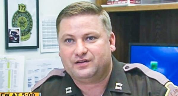 Oklahoma Highway Patrol Capt. George Brown (KJRH)