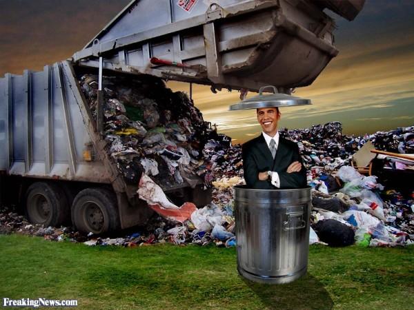 Barack-Obama-in-a-Trash-Can