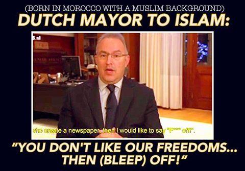 Dutch Mayor