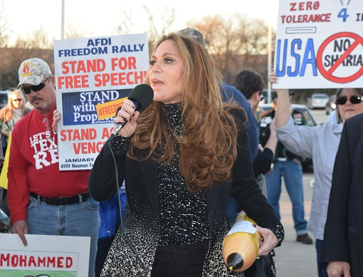 Pamela-Geller-Speech