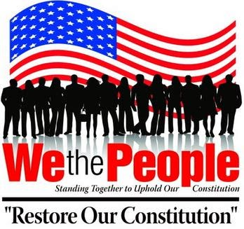 We the People restore our Constitution