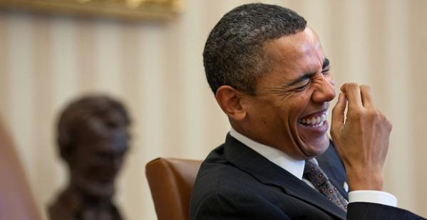 Obamalaughing