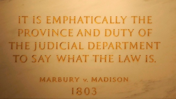 Marbury_v_Madison_John_Marshall