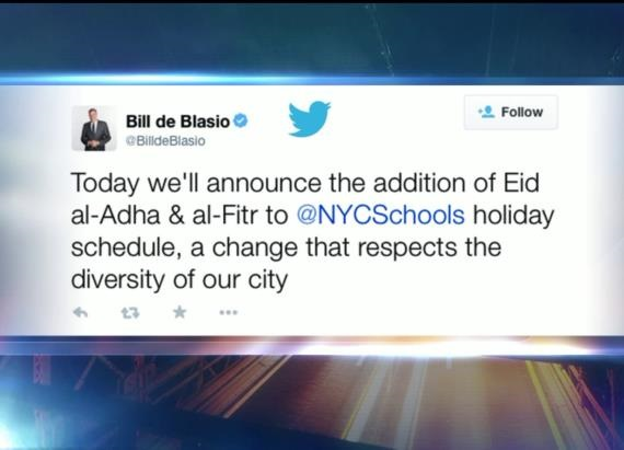 mayor-de-blasio-tweet