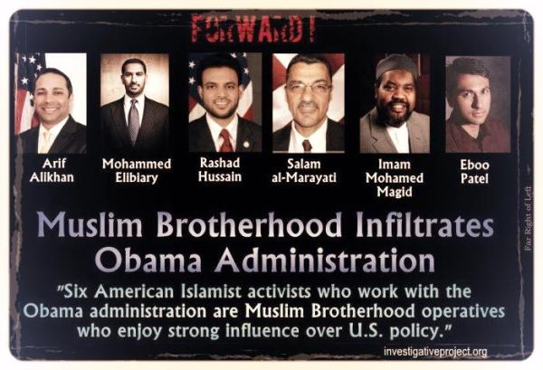 MuslimBrotherhood-ObamaAdministration