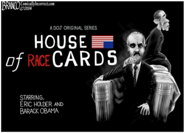 Obama+Holder-HouseOfRaceCards