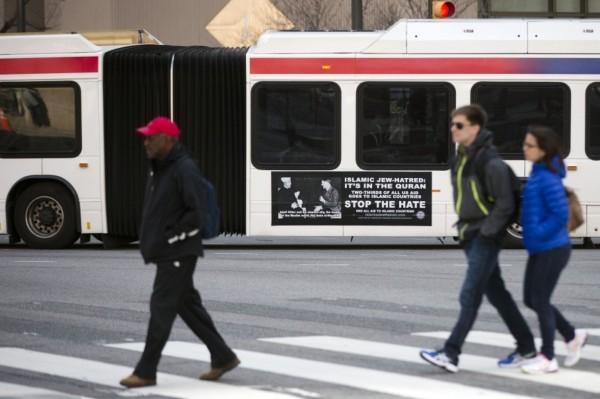 AFDI Bus Ad