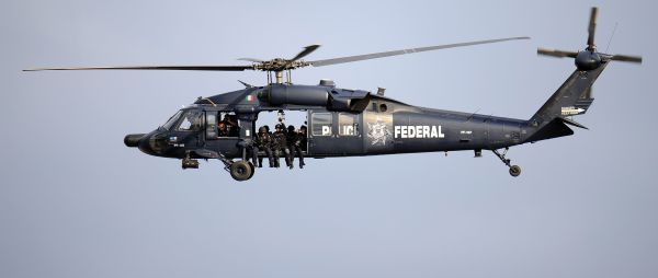 Federal Mexico Helicopters