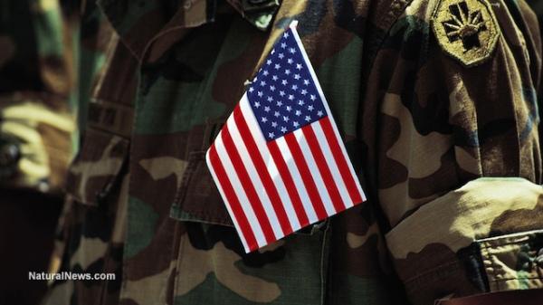 Soldier-Torso-Flag