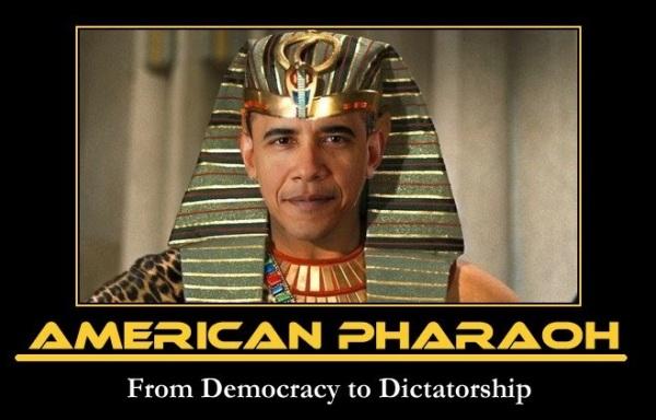 Obama - American Pharoah