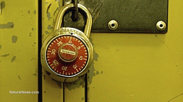 Padlock-Locker-Locked-School