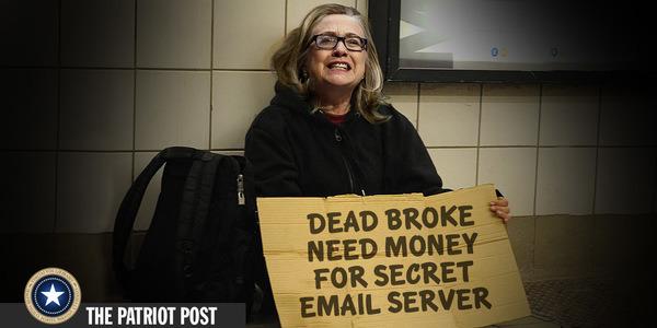 Hillary - Dead Broke