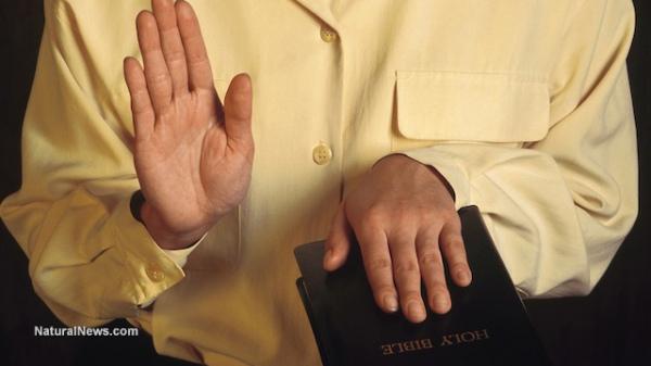 Testify-Hand-Bible