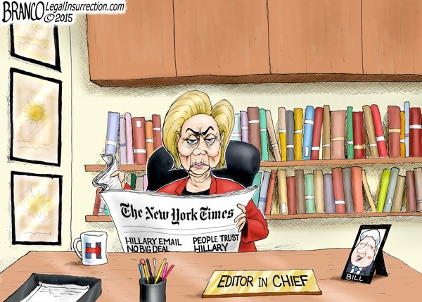 Hillary-News Chief