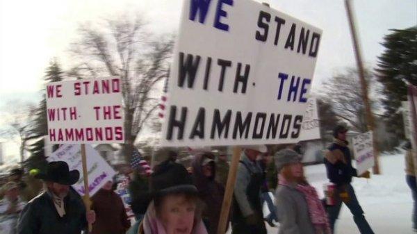 oregon rancher protest