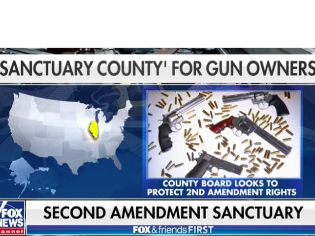 Illinois County Declares Itself A Sanctuary County For