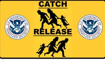 Image result for pics of catch and release illegals