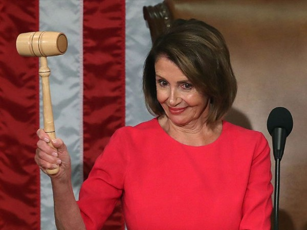 Pelosi gives it away to foriegn nations